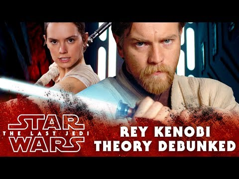 Rey Kenobi Officially Debunked by... John Boyega! | Star Wars The Last Jedi Speculation