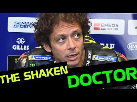 Download VALENTINO ROSSI's SHAKEN REACTION AFTER SURVIVE A HORROR 300KMH CRASH AUSTRIAN MOTOGP 2020 ACCIDENT
