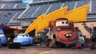 Detrás de cámaras Cars 3