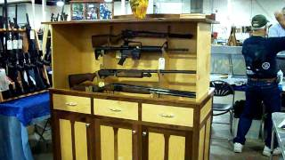 Concealed Gun Cabinet