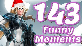 Heroes of the Storm: WP and Funny Moments #143