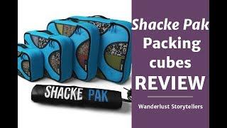 The Best Shacke Pak Packing Cube Review | Wanderlust Storytellers