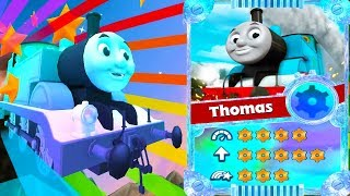 Thomas & Friends: Go Go Thomas -  Thomas Vs Super Race Flynn - Kids Train Racing Gameplay
