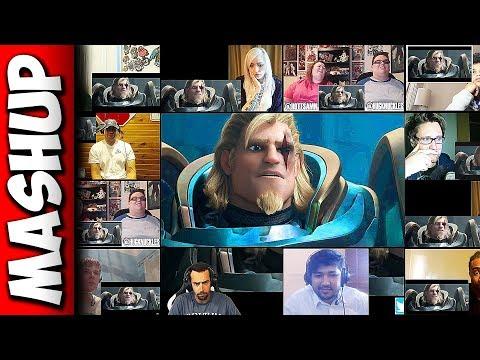 Overwatch Animated Short | Honor and Glory Reaction Mashup