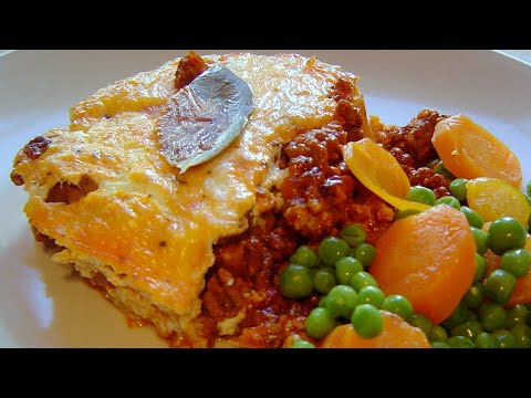 Bobotie How to cook South African budget food recipe