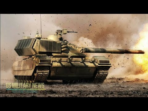 The Army Receives First New M1A2 Abrams Tank Prototype