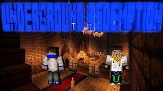 Minecraft - UnderGround Redemption - #2 - Взрывы!