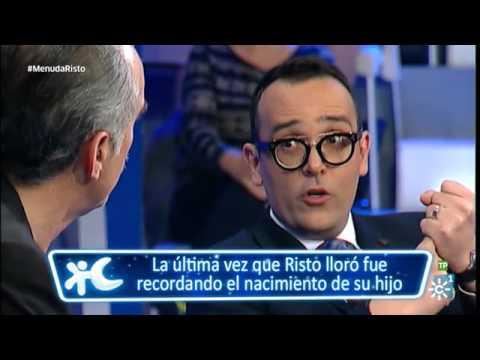 """Menuda noche    Juan y Medio y sus """"niños"""" conversan con Risto Mejide"""