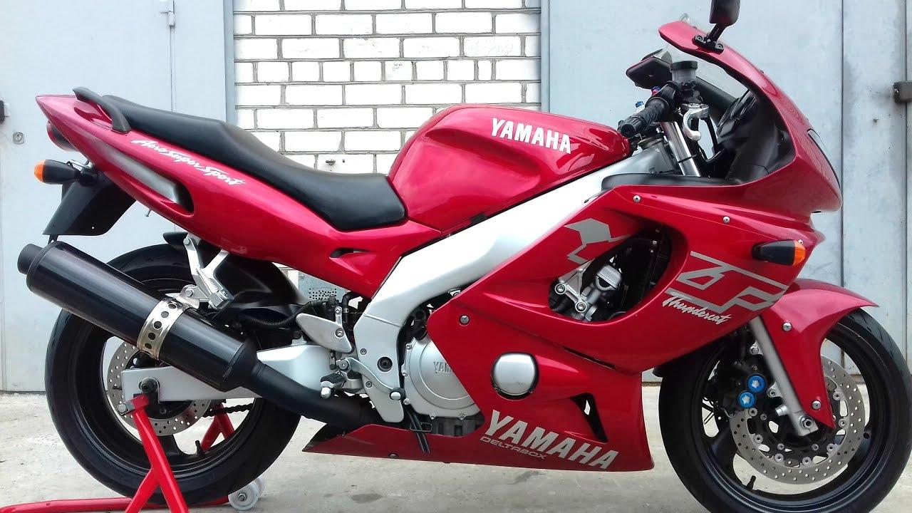 Yamaha Yzf 600 R Thundercat - 2000