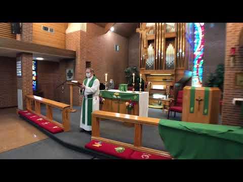 24 Pentecost - Holy Eucharist - Rite II - 11/15/20