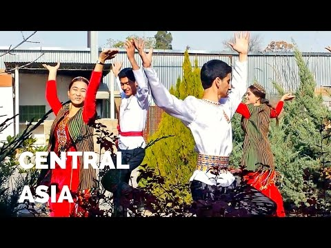 3 Silk Road Dances in Turkmenistan