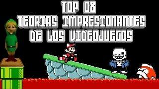 Top 08: Teorías Impresionantes de los Videojuegos