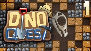 Dino Quest: Dinosaur Dig Game | Ep.01 - I