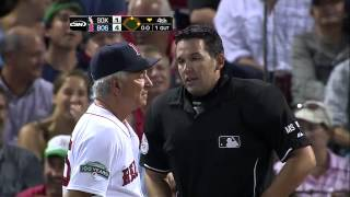 2012/07/18 Umpire interference called