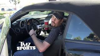 Kevin Dillon -- Gronk Totally Gronked His Big Screen Debut ... In A Good Way | TMZ Sports