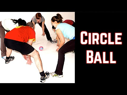 Fun Fitness Games: Circle Ball