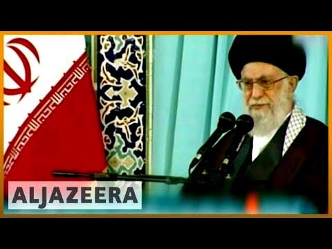 Iran's Khamenei criticises government's economic record