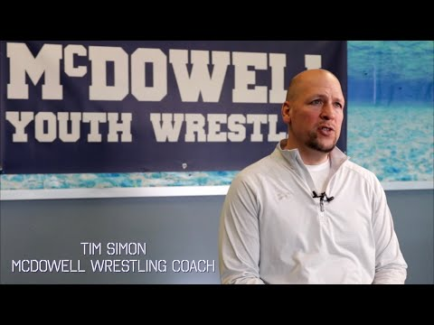 MCDOWELL YOUTH WRESTLING - BE A PART OF SOMETHING SPECIAL!