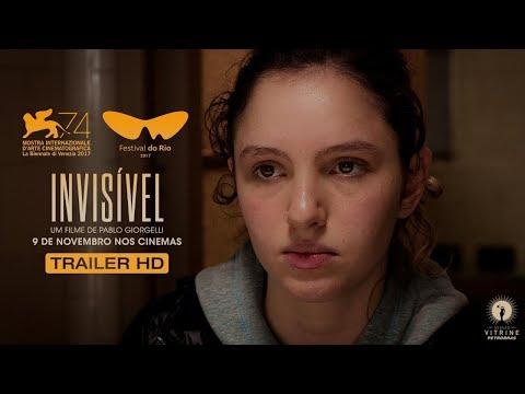 INVISÍVEL | Trailer Oficial
