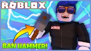 Murder Mystery 2 Trolling | THE GUEST WHO CAN BAN! | Roblox