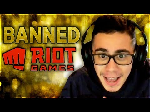 TF Blade Gets Banned By Riot Games From TR Server!! Yassuo 200 IQ Bait.. - Funny LoL Moments