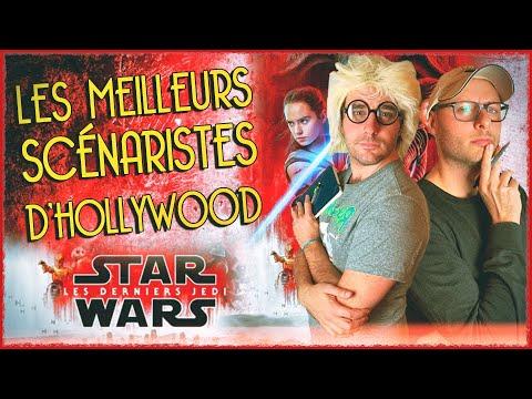 """COMMENT ILS ONT ÉCRIT """"STARWARS THE LAST JEDI"""" !"""