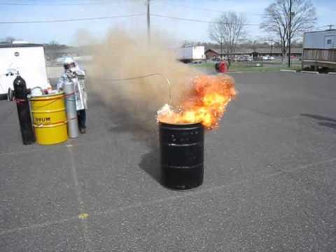 Silane Burn