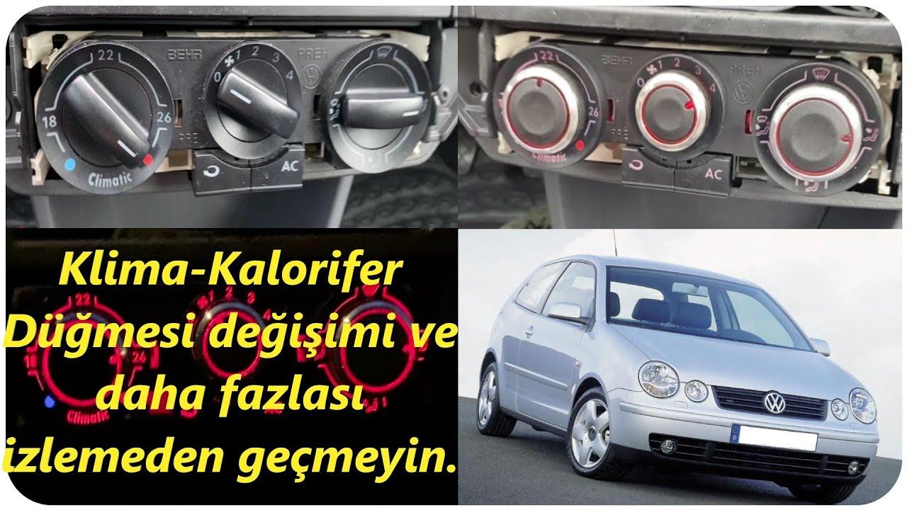 Volkswagen Golf 4 Bora Passat Climatronic Arıza Kodları Silme