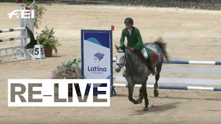 RE-LIVE | Farewell Competition | FEI Jumping World Challenge Final 2019 | Quito (ECU)
