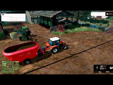 Episode 5 carrière suivie La Vieille France / Farming Simulator 2015 MULTI