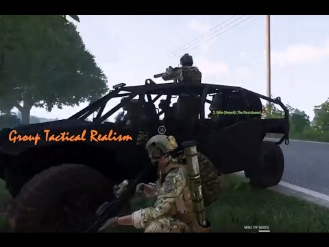 Arma 3 - Group Tactical Realism | Public Ops 29Sep16