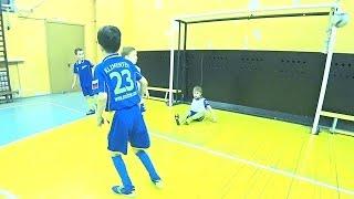 """Футбол 7 марта: """"2 на 2 - на вылет"""" = младшие"""
