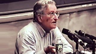 Noam Chomsky on Afghanistan (Post-9/11)