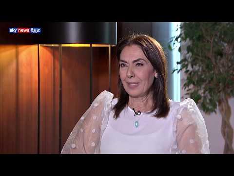 لقاء خاص مع الفنانة اللبنانية ختام اللحام  - 09:59-2020 / 1 / 19