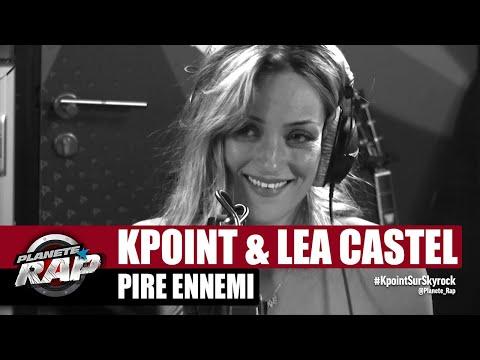 Youtube: KPoint«Pire ennemi» ft Léa Castel (piano+voix) #PlanèteRap