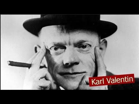Karl Valentin - Ein Portrait