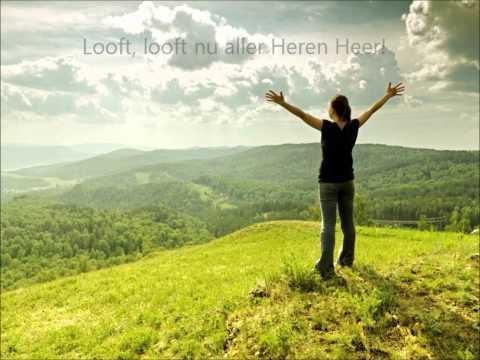 Looft, looft nu aller Heren Heer