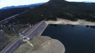 Boca Reservoir in Truckee, California