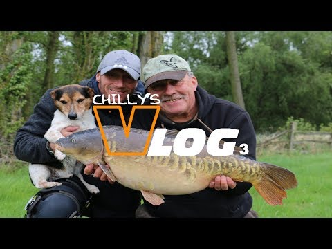 ***Carp Fishing TV*** Chilly's Vlog Part 3