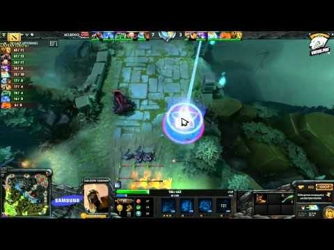 WCG Dota 2 Russia Final: GaraJ.Gaming vs Moscow 5 Game 1
