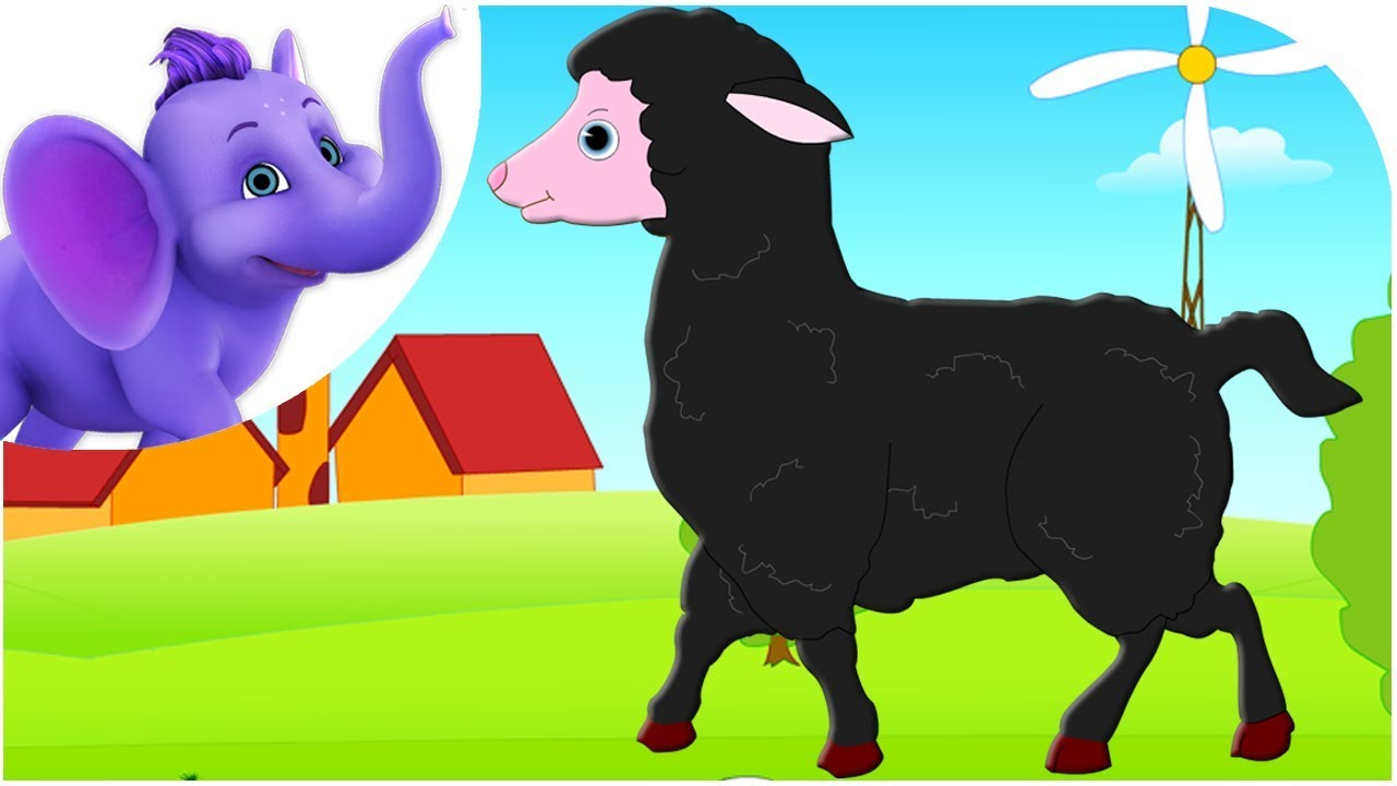 Baa Baa Black Sheep in Tamil - YouTube