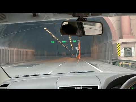 Mumbai-Pune Expressway Unbelievable Weather