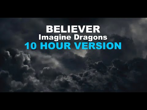 Imagine Dragons - Believer (Official Instrumental)