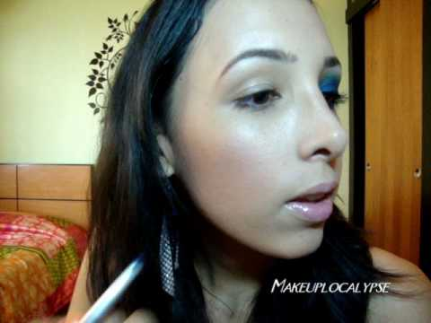 Maquillaje para principiantes ojo ahumado smoky eye - Ojos ahumados para principiantes ...