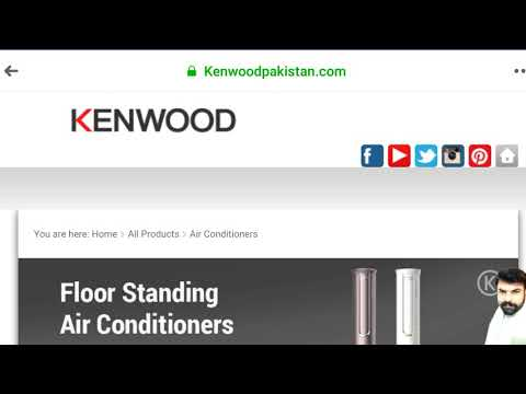 Kenwood DC inverter AC full review