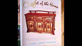 Adirondac Rustic Furniture By Jim Howard