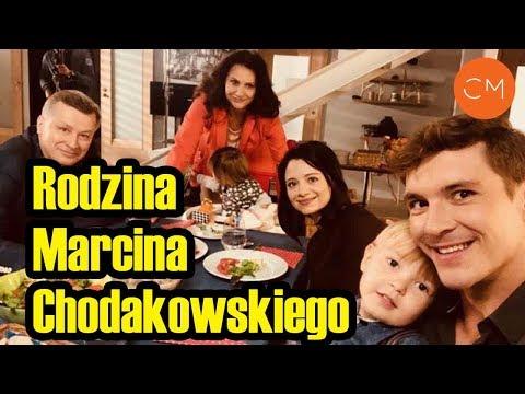 Aktorka M jak miłość zdradziła największą tajemnicę losów Izy. Rodzina Marcina Chodakowskiego