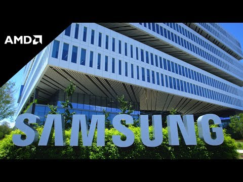 EPYC Customer Testimonial: Samsung