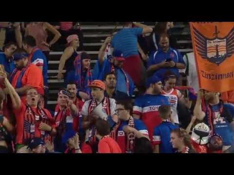 VIDEO RECAP : FC Cincinnati 1, Richmond Kickers 1