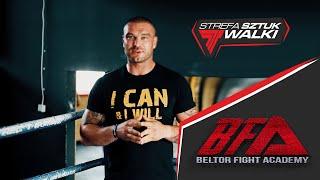 Beltor Fight Academy | Praca a treningi MMA  [Strefa Sztuk Walki]